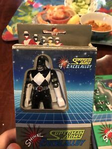 Rare Shine Superman Army Excell Alloy Rangers Before Power Rangers New In Boxes