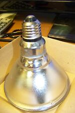 new par38-120-e27-w-126-w PAR38 126-LED Flood Light Bulb, White. 126 led