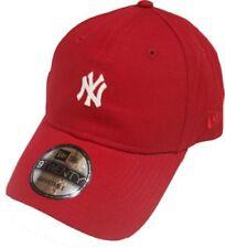 Cappelli da uomo rossi marca New Era s