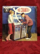 The Chantels S/T LP Vinyl Record SR 59032 FACTORY SEALED