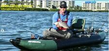 Sea Eagle 350FX Inflatable Swivel seat Fishing Rig boat tough next level action