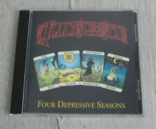 ILLDISPOSED - Four Depressive Seasons cd (1st press Tarot Cover 1993) 500 only!!