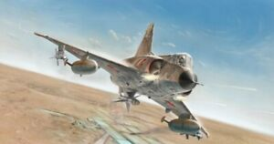 Italeri2505 1/32 scale Mirage III C - Super Decals for 6 Versions by Cartograf