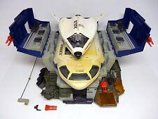 GI JOE DEFIANT SPACE SHUTTLE COMPLEX Vintage Vehicle Playset 90% COMPLETE 1987