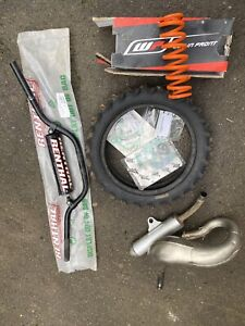 ktm 65 sx parts Spring Exhaust Tyre Bars