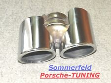orig Porsche Carrera 997 S Tequipment Sport Endrohr MK1 Tail Pipe 99711135101
