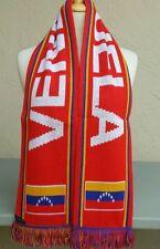 Venezuela Soccer Scarf ~ Country of Venezuela  Scarf