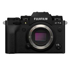 Fujifilm X-T4 Numérique sans Miroir Corps Appareil Photo - Noir