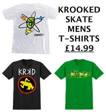 KROOKED SKATE MENS T-SHIRTS - Various Designs