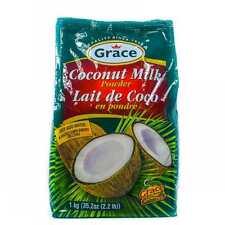 3 grace coconut milk powder jamaican rice peas dish soup caribbean asian 1kg ea