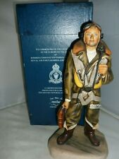 More details for ashmor porcelain figure royal air force bomber aircrew 1941-1944