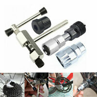 4PCS Mountain Bicycle Repair Tool Bike Crank Wheel Puller Pedal Remover Tool Set
