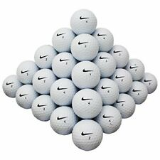120 - 10 Dozen Nike Assorted Near Mint AAAA Quality Recycled Used Golf Balls!