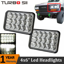 Headlights for Toyota Landcruiser 61 62 80 Series Low Beam / High Beam 2x Lamps