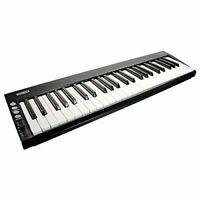Keyboard DJ Controller Bird MK49/USB MIDI Musik 49Tasten Instrument schwarz