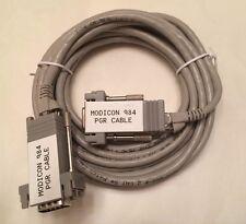 Modicon 984 PLC Modbus Programming Cable