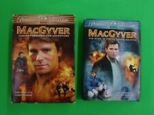 MacGyver - Seasons 1 & 2 - Paramount Television - Dvds - Good - Used