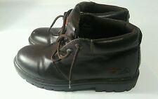 FILA mens leather    Shoes Size 10 UK VTG 90S   boots