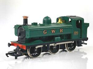 Hornby R.041 GWR Green 0-6-0 Class 57XX Pannier Tank Locomotive 8751 BOXED MINT