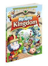 MySims Kingdoms PRIMA Official Game Guide Video Game Nintendo Wii Collectable