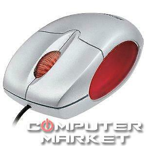 Mouse Microsoft Wired Notebook Optical Mouse, Bulk