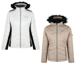 Dare 2b Comprise Ladies Womens Luxe Down Padded Ski Jacket Coat - CLEARANCE!!