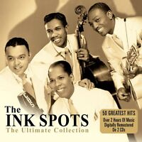 The Ink Spots - The Ultimate Collection - 50 Greatest Hits (2CD 2012) NEW/SEALED