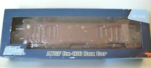 BLMA Ho Limited Edt.60' BX-166 Beer Reefer #53021 AT&SF no Logo SOLD OUT! NIB