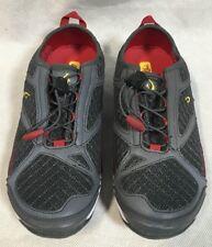 ❤️OluKai Eleu Trainer Womens Dark Shadow/Deep Red Shoes Size 8