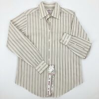 Brooks Brothers Womens 2 Shirt Non Iron Classic Fit Striped Cotton Career Office