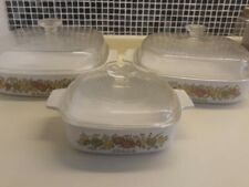Corning Ware Sets Vintage from 1970