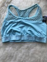 VICTORIA'S SECRET PINK ULTIMATE MESH RACERBACK SPORTS BRA Medium NWT