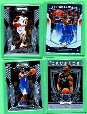 BASKETBALL ROOKIES - 2019 PRIZM DRAFT - WILLIAMSON, MORANT - PICK YOUR CARD