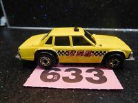Hotwheels Taxi 1982 - Rare (633)