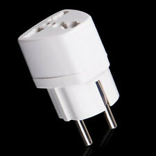 Socket Plug Europe Power Adapter Converter UK/US/AU To EU Travel