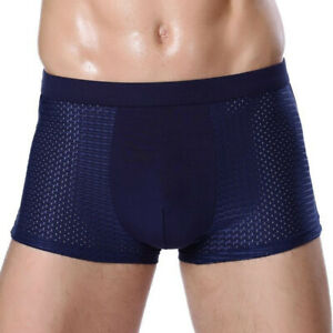 Men's Briefs Shorts Underwear Jockstrap Comfy Sexy Mesh Bulge Pouch Underpants