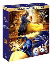 LA BELLA E LA BESTIA - FILM + CARTOON (2 DVD) WALT DISNEY con Emma Watson