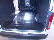 Toyota LWB Hiace Cargo Rubber Floor Mat All About Vans at Chipping Norton