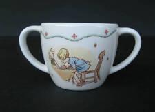 Disney Michel & Company Double Handled Nursery Ware Childrens Mug