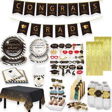 Graduation Decorations 2021 - Graduation Party Supplies Pack, Including, 33 Phot