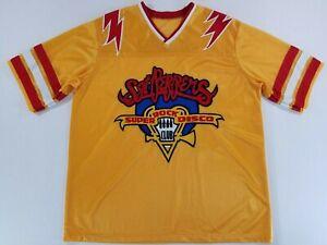 SGT PEPPERS SUPER ROCK DISCO CLUB Jersey shirt Employee Joker Rare Beatles