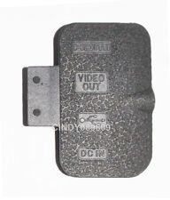 New Terminal HDMI USB DC IN Rubber Cover Lid Cap Part for Nikon D700 Camera