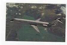 McDonnell Douglas DC-9-40 Aviation Postcard, A654