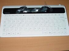 ENGLISCHE Tastatur Samsung ECR-K12UWEGX Galaxy Tab 7.0 Plus KeyboardDock-