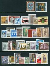 AUSTRIA 1984 MNH COMPLETE YEAR 36 Items