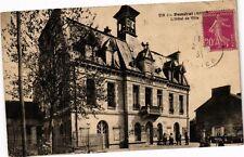 CPA Domérat-L'Hotel de Ville (267579)