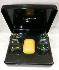 MONSIEUR DE GIVENCHY HOMME EDT60ml + AFTER SHAVE 60ML + SAVON 125GR. I°VERSIONE
