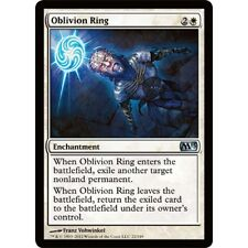 1x 1 x Oblivion Ring x1 MTG M13 Core Set MINT PACK FRESH UNPLAYED 2013