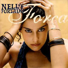 ☆ CD SINGLE Nelly FURTADO Força Promo 1-track CARD SLEEVE ☆
