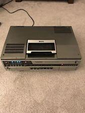 POWERSUP NO TAPE TO TEST Sanyo Betamax VTC9300PN Videorecorder 1978 VintageTech